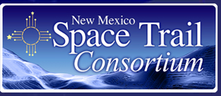 NM Space Trail Consortium Logo